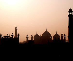 islam, mosque, and sky image