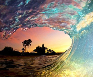 amazing, sea, and water image