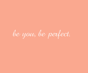 words, you, and perfect image