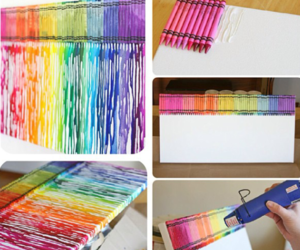 diy, rainbow, and colors image