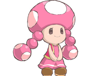 adorable, toad, and girl image