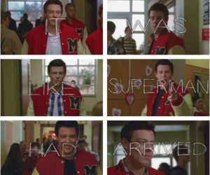 Collage, glee, and miss you image