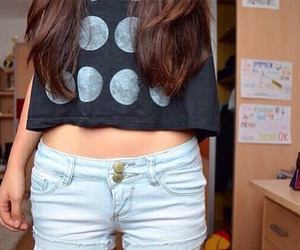 clothes, moon, and tumblr image