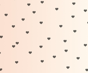 hearts, heart, and wallpaper image