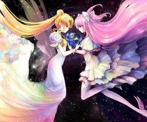sailor moon and anime image