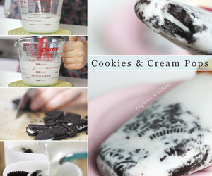 diy, oreo, and Cookies image