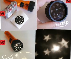 diy, estrelas, and lanterna image