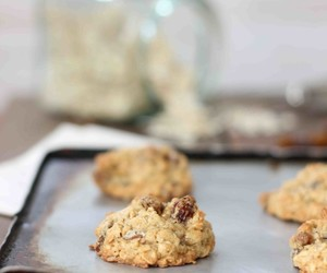 Cookies, food, and oatmeal image