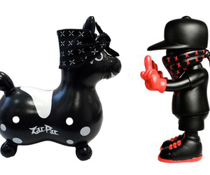 bandit, toy, and rody image
