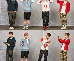 adorable, exo, and handsome image