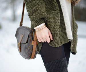 fashion, winter, and clothes image