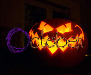 Halloween, scare, and night image
