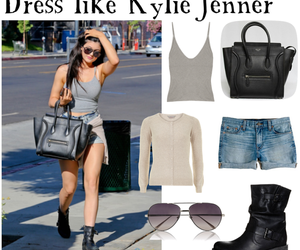 kylie jenner outfit image