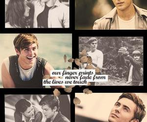 zac efron, girl, and charlie st. cloud image