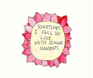 quote, love, and moments image