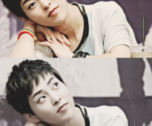 exo, xiumin, and exo-m image