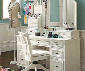 makeup, room, and vanity image