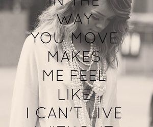 rihanna, quote, and live image