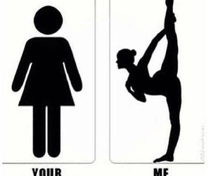dance, girlfriend, and me image