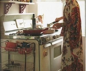 cook, food, and kitchen image