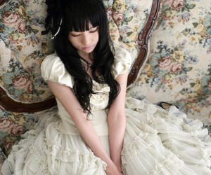 asian, japanese, and classic lolita image