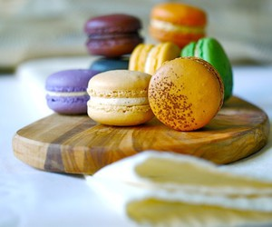 french, sparkleskitchen, and macaron image