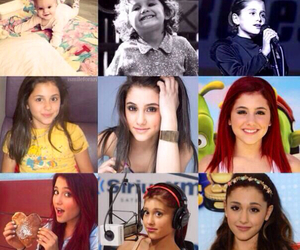 growing up and ariana grande image