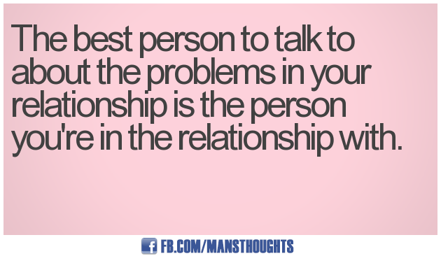 relationship problem quotes shared by mansthoughts
