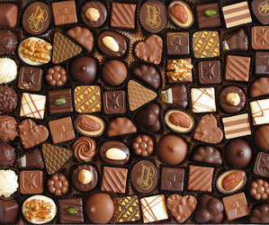 chocolate, delicious, and sweets image