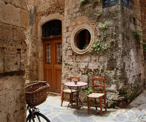 Greece, crete, and street image