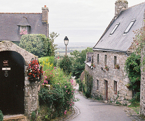 vintage, photography, and village image
