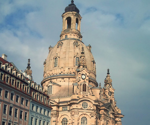 germany and dresden image