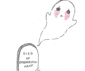 ghost, Died, and art image