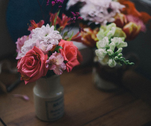 flowers, live, and vintage image