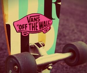 vans, skate, and photo image