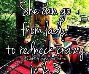 country, fun, and crazy image