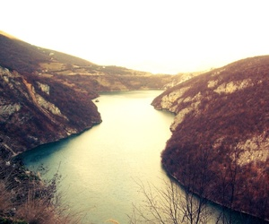 Bosnia and vrbas river image