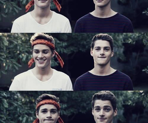 I Love You and jack and finn image