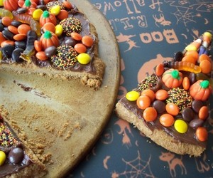 Halloween, food, and cake image