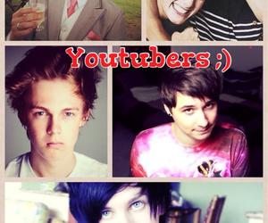 youtubers, amazingphil, and jack harries image