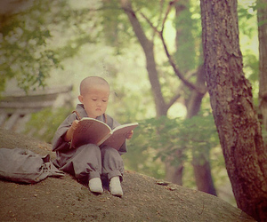boy, chinese, and read image