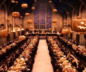 harry potter and happy halloween image