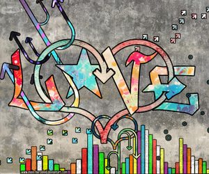 love and graffiti image