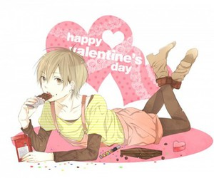 valentines day, kida, and cute image