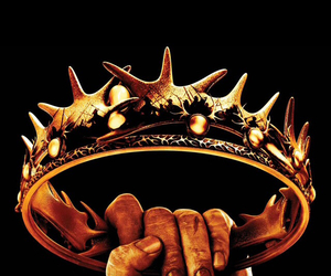game of thrones, crown, and got image