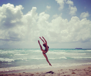 summer, ballet, and holidays image