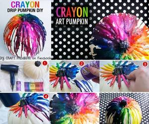 art, colorful, and crayon image