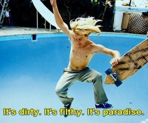 lords of dogtown, skate, and paradise image