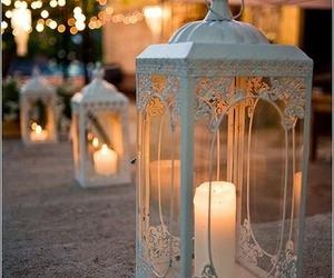 lantern and light image
