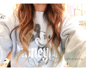 ?, curls, and disney image
